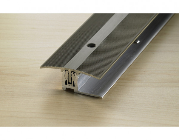 Übergangsprofil PROVARIO Aluminium eloxiert Gold