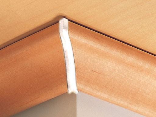 Außenecken für Deckenabschlussleisten DAL 2, Weiß